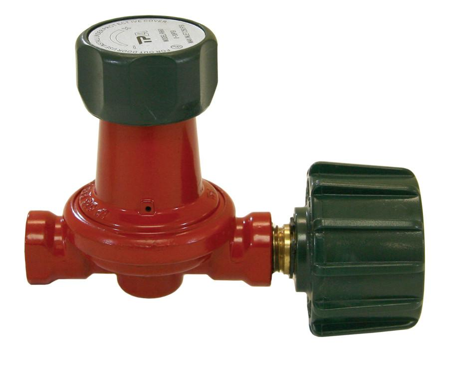 Bayou Classic High-Pressure 30 Psi Adjustable Regulator from Bayou Classic