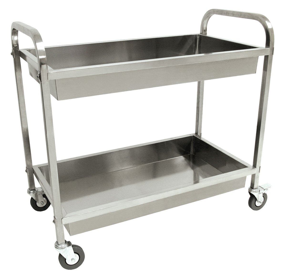 Bayou Classic Stainless Steel Serving Cart from Bayou Classic
