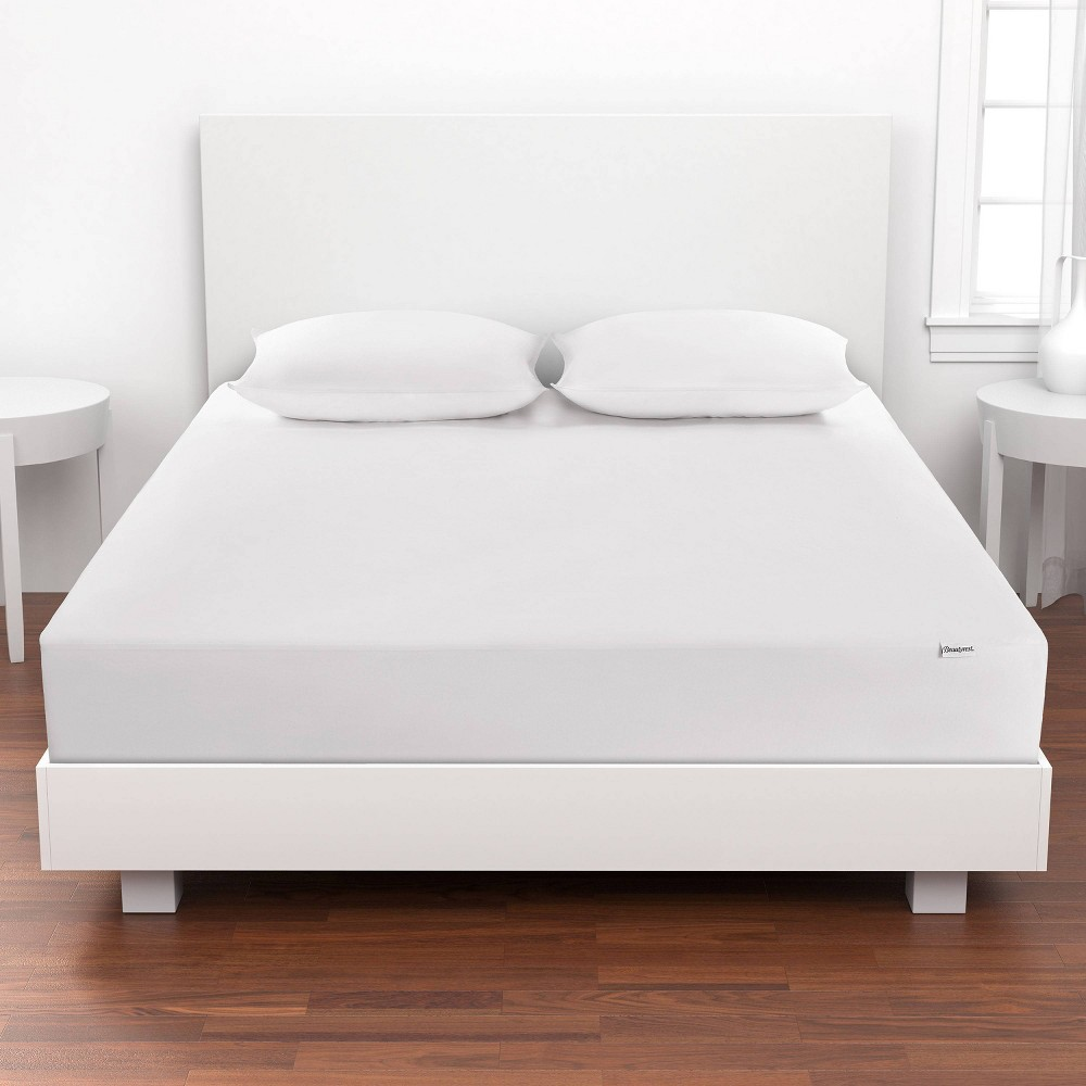California King 300 Thread Count Lyocell Mattress Protector - Beautyrest from Beautyrest