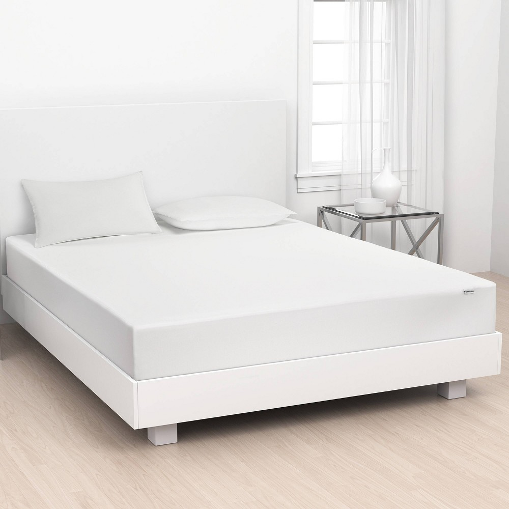 Twin XL 300 Thread Count AAFA Mattress Protector - Beautyrest from Beautyrest