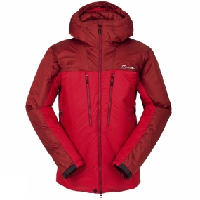 Mens Extrem 7000 Belay Parka from Berghaus