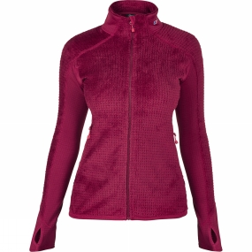 Womens Scorch Micro Grid Full Zip Jacket from Berghaus
