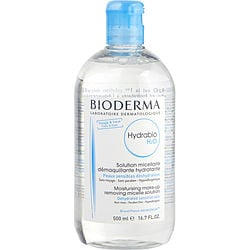 Bioderma by Bioderma Hydrabio H2O Micelle Solution (For Dehydrated and Sensitive Skin) -/16.9OZ for WOMEN from Bioderma