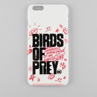 Birds of Prey Birds Of Prey Logo Phone Case for iPhone and Android - Samsung S8 - Snap Case - Matte from Birds of Prey