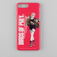 Birds of Prey Harley Quinn Phone Case for iPhone and Android - Samsung S7 Edge - Snap Case - Matte from Birds of Prey