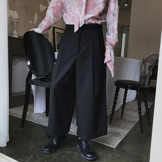 Crop Wide Leg Pants from Bjorn