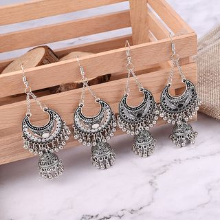 Alloy Retro Dangle Earring from Bling Thing