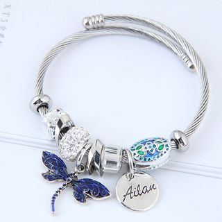 Dragonfly Bracelet from Bling Thing