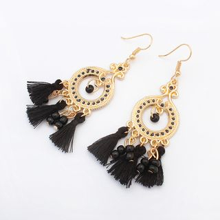 Fringed Bohemian Style Earring from Bling Thing