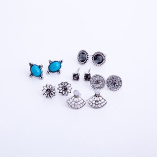 Gemstone Earring from Bling Thing
