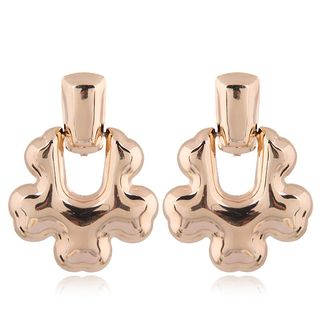 Polished Alloy Dangle Earring from Bling Thing