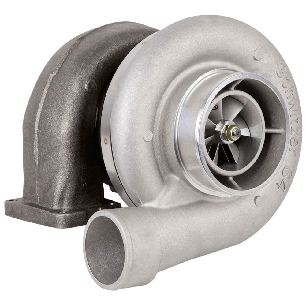 BorgWarner OEM Turbocharger 1995 Cummins Engines All Models KTA19 and KTA38 Engines with Holset  Number 3592523 from BorgWarner