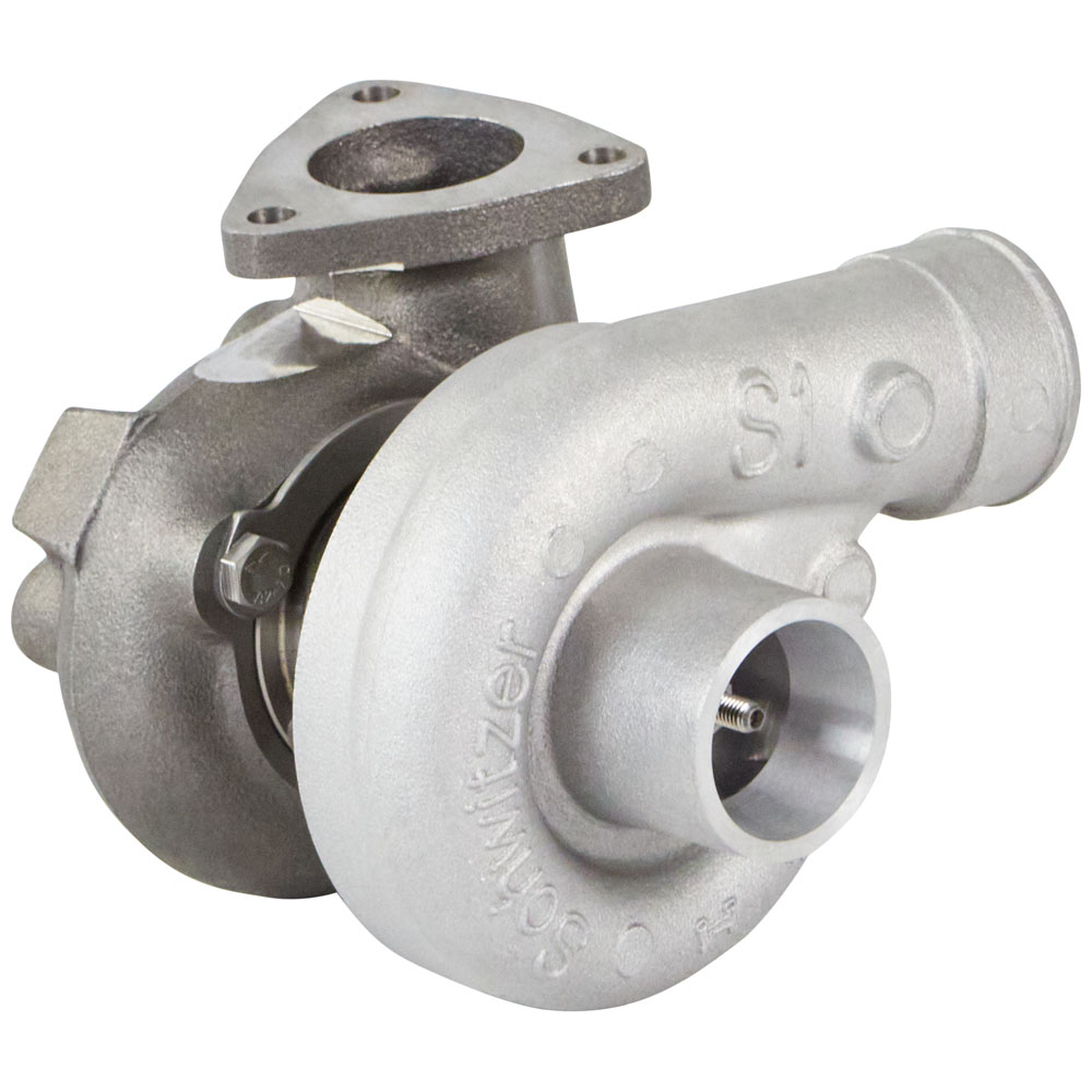 BorgWarner OEM Turbocharger 2003 Deutz All Models Deutz BF4M1012 Engines with Deutz  Number 04272464KZ from BorgWarner