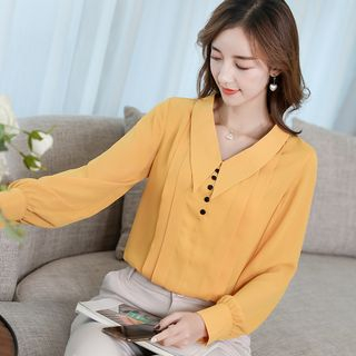 Chiffon Blouse from Bornite