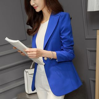 Single Button Blazer from Bornite