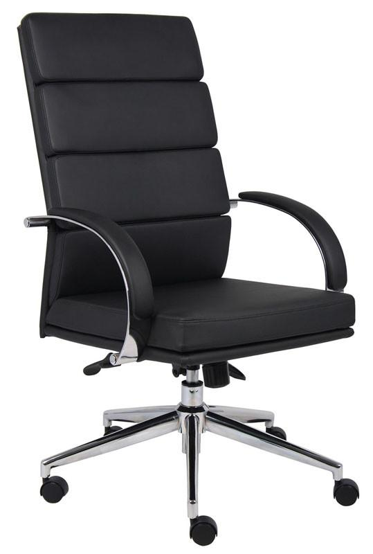 Boss Office Products B9401-BK Boss Caressoftplus Executive Series from Boss Office Products