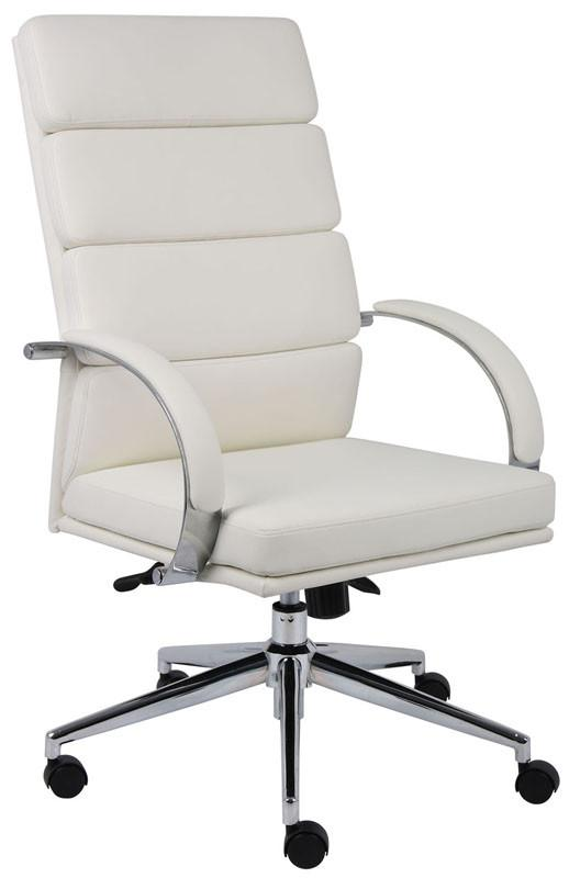 Boss Office Products B9401-WT Boss Caressoftplus Executive Series from Boss Office Products