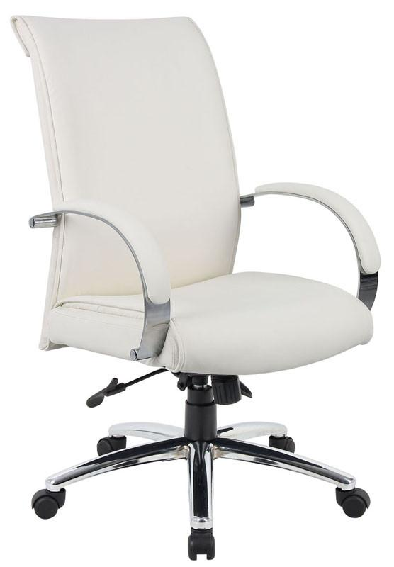 Boss Office Products B9431-WT Boss Caressoftplus Executive Series from Boss Office Products