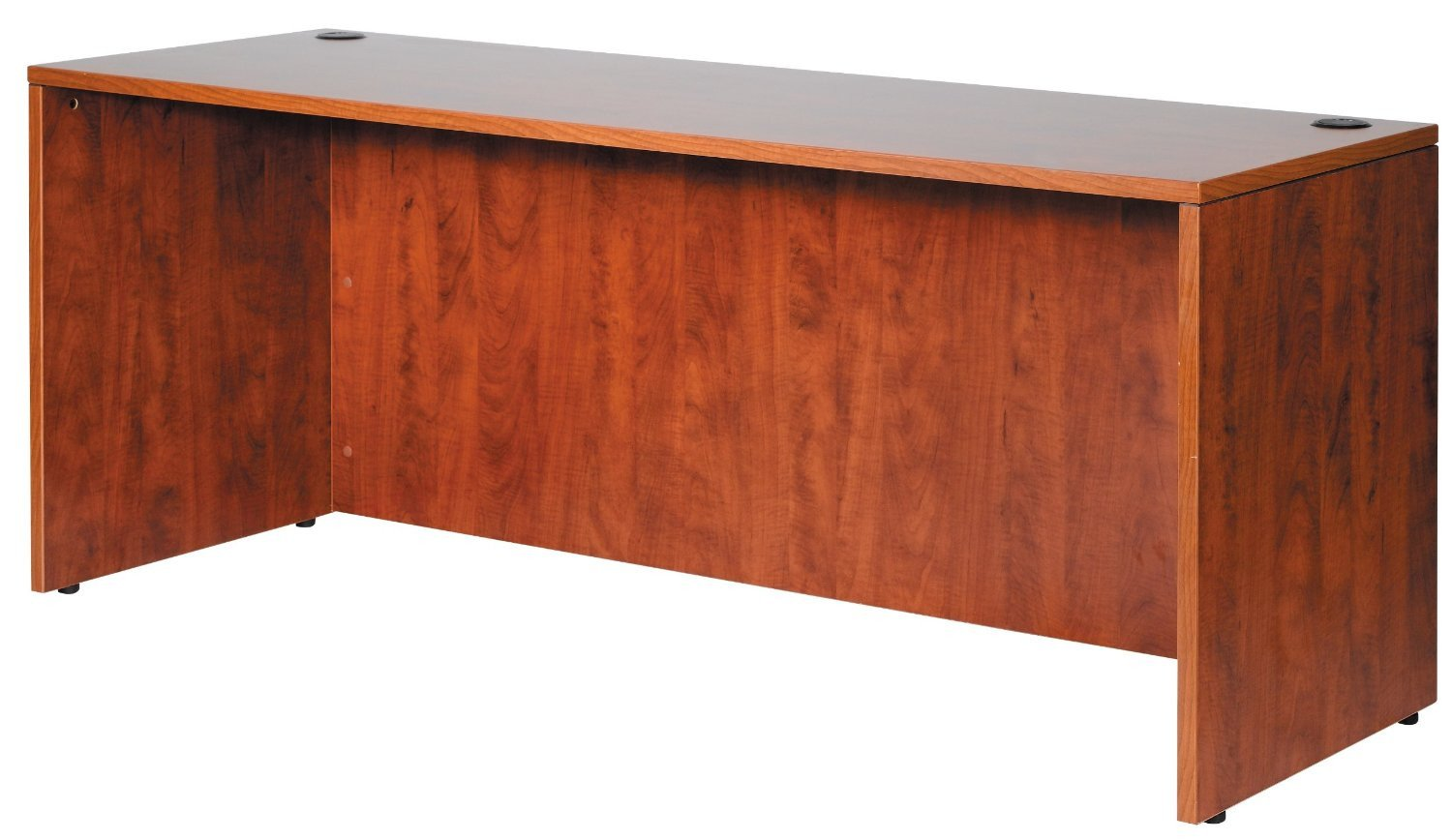 Boss Office Products N143-C Boss Credenza Shell, Cherry 71*24 from Boss Office Products