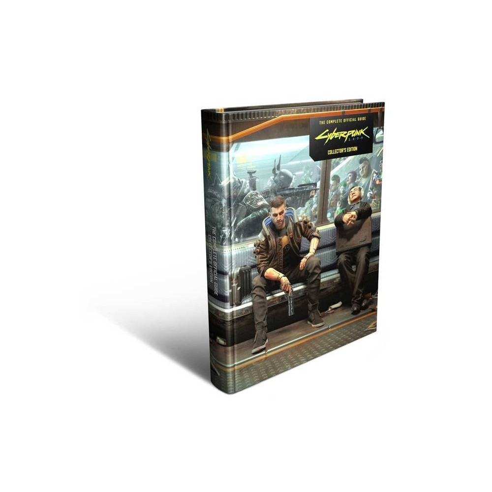 Cyberpunk 2077 - Annotated by Piggyback (Hardcover) from Boss