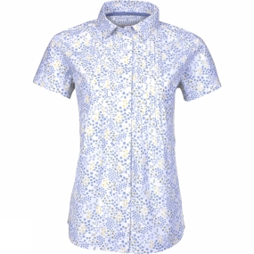 Womens Floral Short Sleeve Shirt from Brakeburn