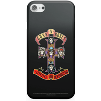 Appetite For Destruction Phone Case for iPhone and Android - iPhone X - Snap Case - Matte from Bravado
