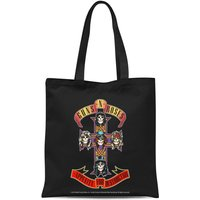 Appetite For Destruction Tote Bag - Black from Bravado
