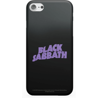 Black Sabbath Phone Case for iPhone and Android - iPhone 8 Plus - Snap Case - Matte from Bravado