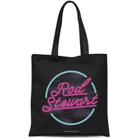 Rod Stewart Tote Bag - Black from Bravado