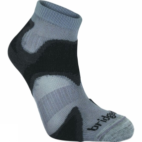 Mens CoolFusion Run Speed Demon Sock from Bridgedale