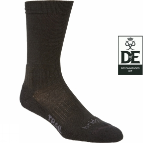 Mens WoolFusion Trail Sock from Bridgedale