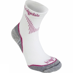 Womens CoolFusion Run Qw-Ik Sock from Bridgedale