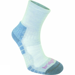 Womens WoolFusion Trail Light Sock from Bridgedale