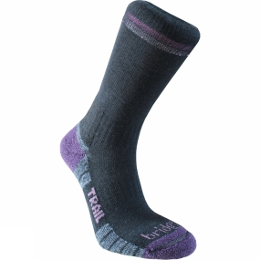 Womens WoolFusion Trail Sock from Bridgedale