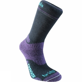 Womens WoolFusion Trekker Sock from Bridgedale