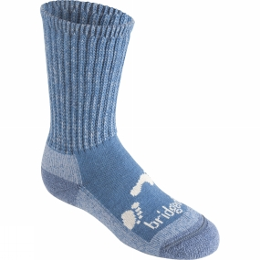 Woolfusion Trekker Junior Sock from Bridgedale