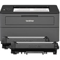HLL2370DWXL Wireless Laser Printer from Brother