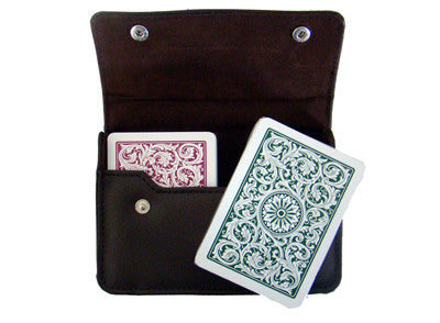 Brybelly GCOP-203.912 1546 GB Poker Regular Leather Case from Brybelly