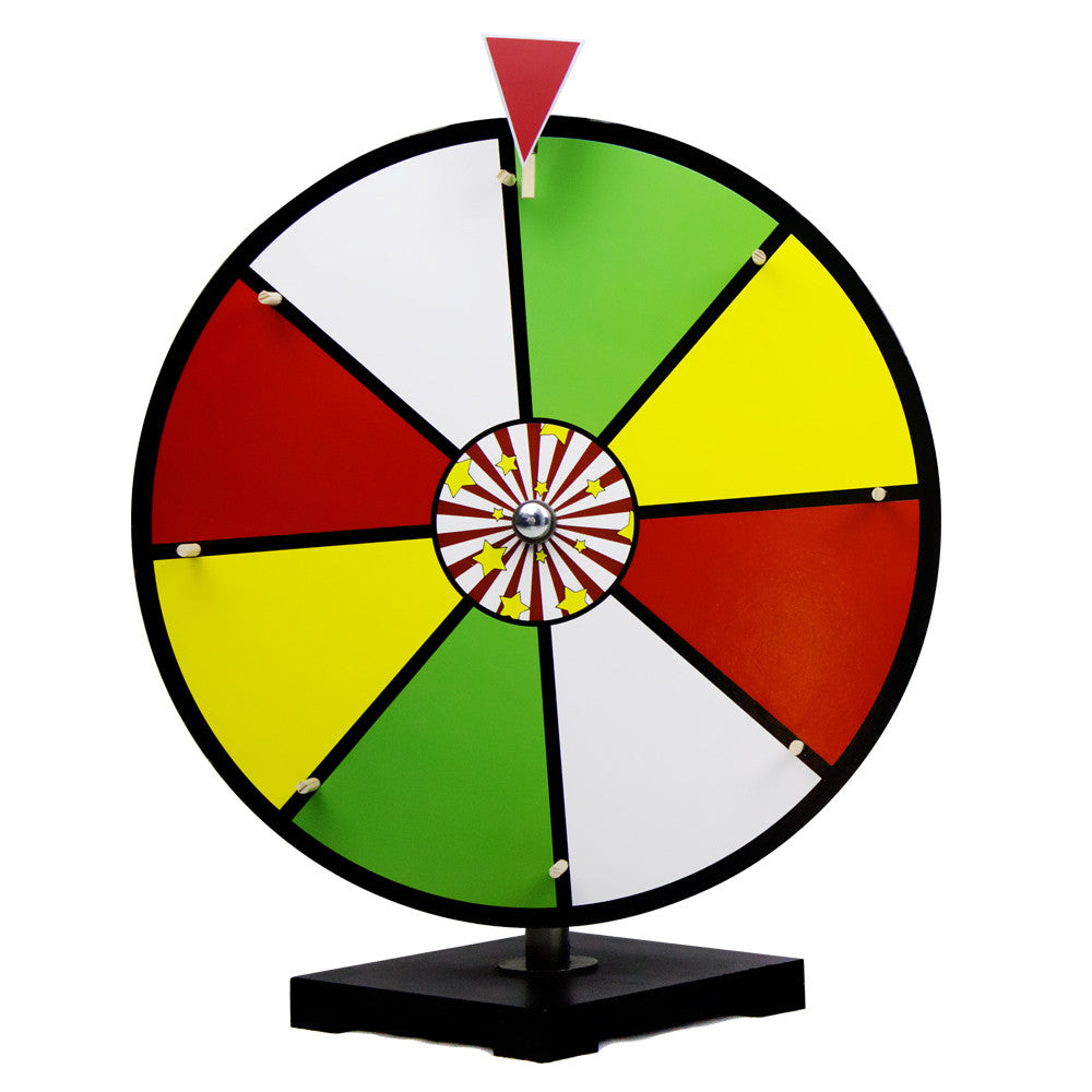 "Brybelly GPRZ-005 16"" Color Dry Erase Prize Wheel from Brybelly"