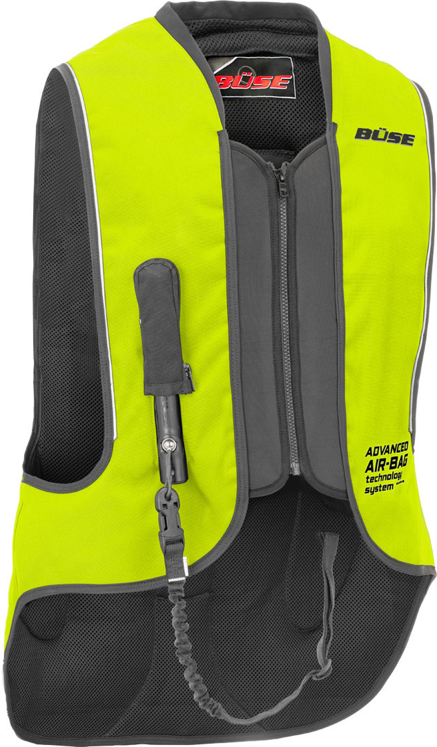 Büse Airbag Vest, yellow, Size XL, yellow, Size XL from Büse
