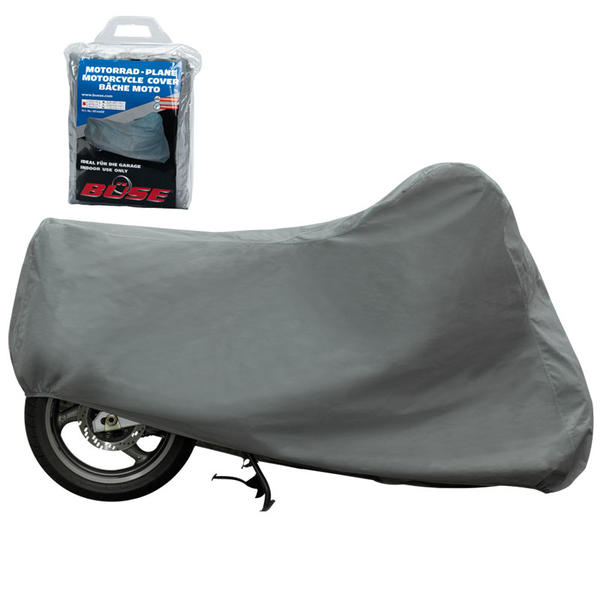 Büse Motorcycle Cover Indoor, silver, Size 2XL, silver, Size 2XL from Büse