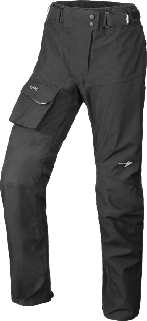 Büse Porto Ladies Motorcycle Textile Pants, Size 42 for Women, Size 42 for Women from Büse