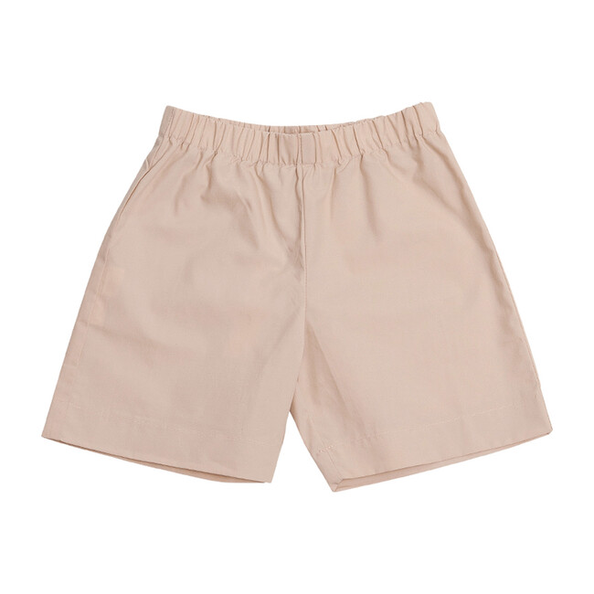 Busy Bees JD Pull-On Shorts, (Khaki Tan, Size 6Y) Maisonette from Busy Bees