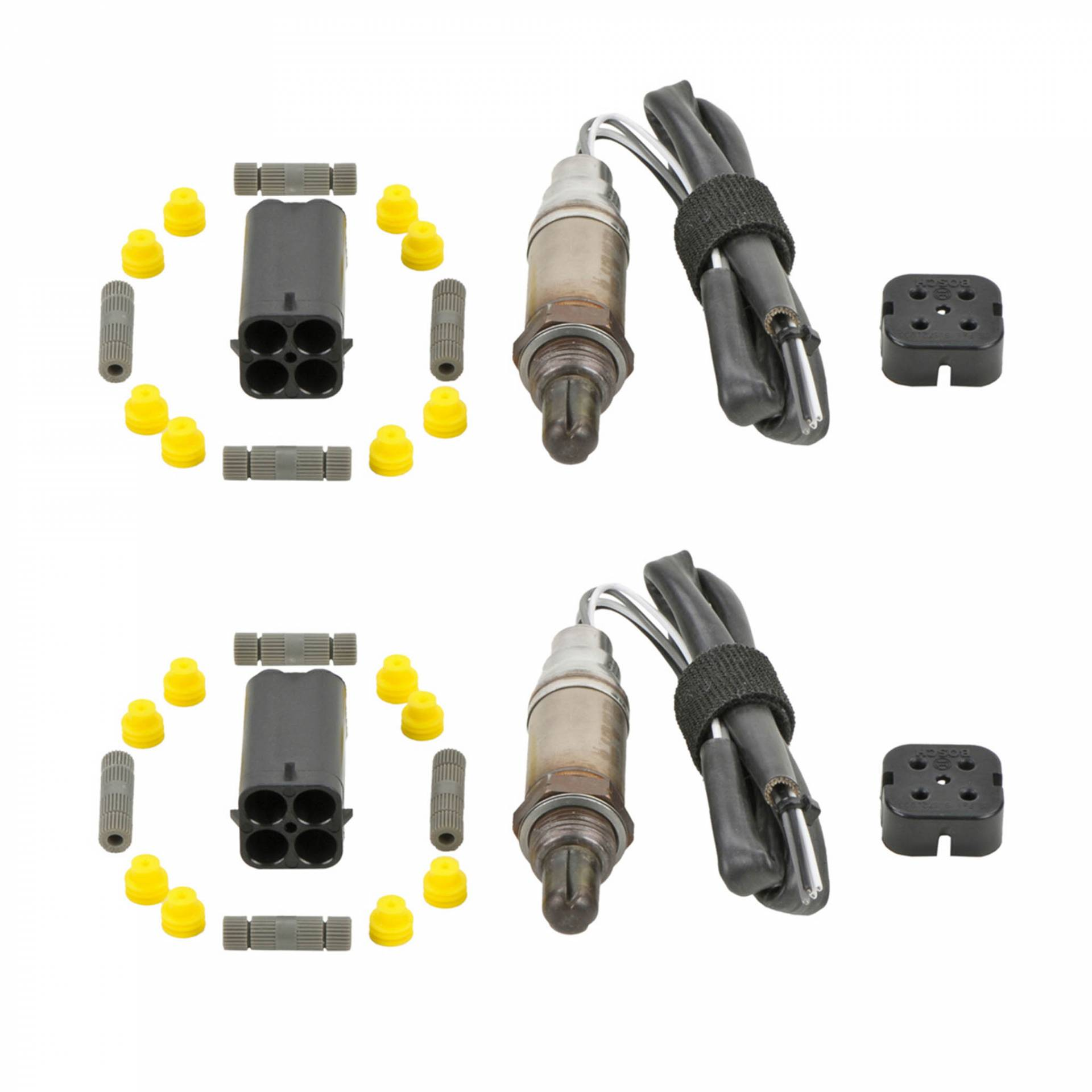 New 1999 Chevrolet Lumina Oxygen Sensor Kit Pair 3.1L Eng. - V6 Eng. - Upstream and Downstream Pair from BuyAutoParts