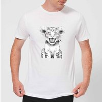 Cub Men's T-Shirt - White - M - White from ByIWOOT