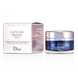 CHRISTIAN DIOR by Christian Dior Capture Totale Nuit Intensive Night Restorative Creme (Rechargeable) -/2.1OZ for WOMEN from CHRISTIAN DIOR