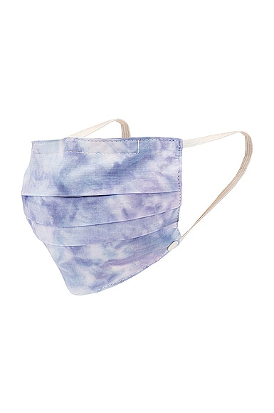COTTON CITIZEN Face Mask in Blue from COTTON CITIZEN