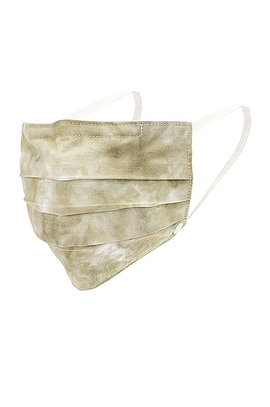 COTTON CITIZEN Face Mask in Green from COTTON CITIZEN
