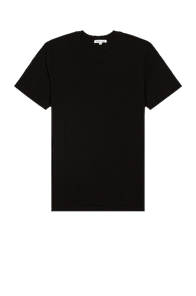 COTTON CITIZEN Presley Tee in Black from COTTON CITIZEN