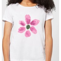 Flower 7 Women's T-Shirt - White - M - White from Candlelight